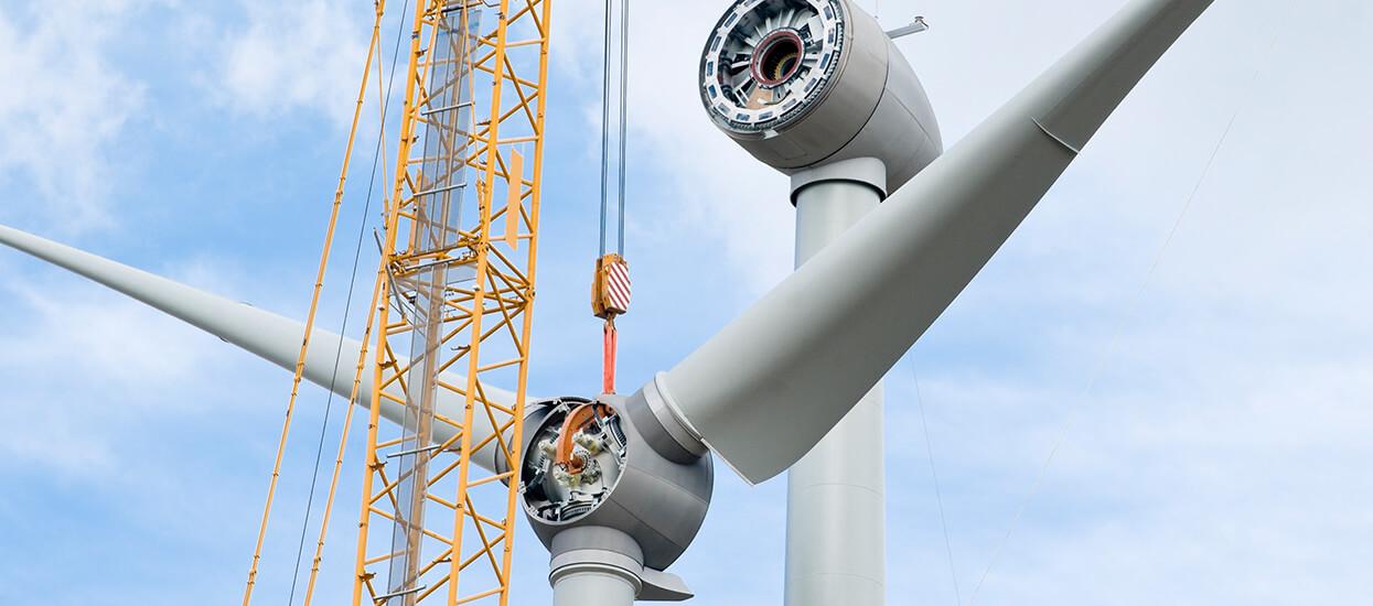 Windkraft- und Kraftwerkstechnik