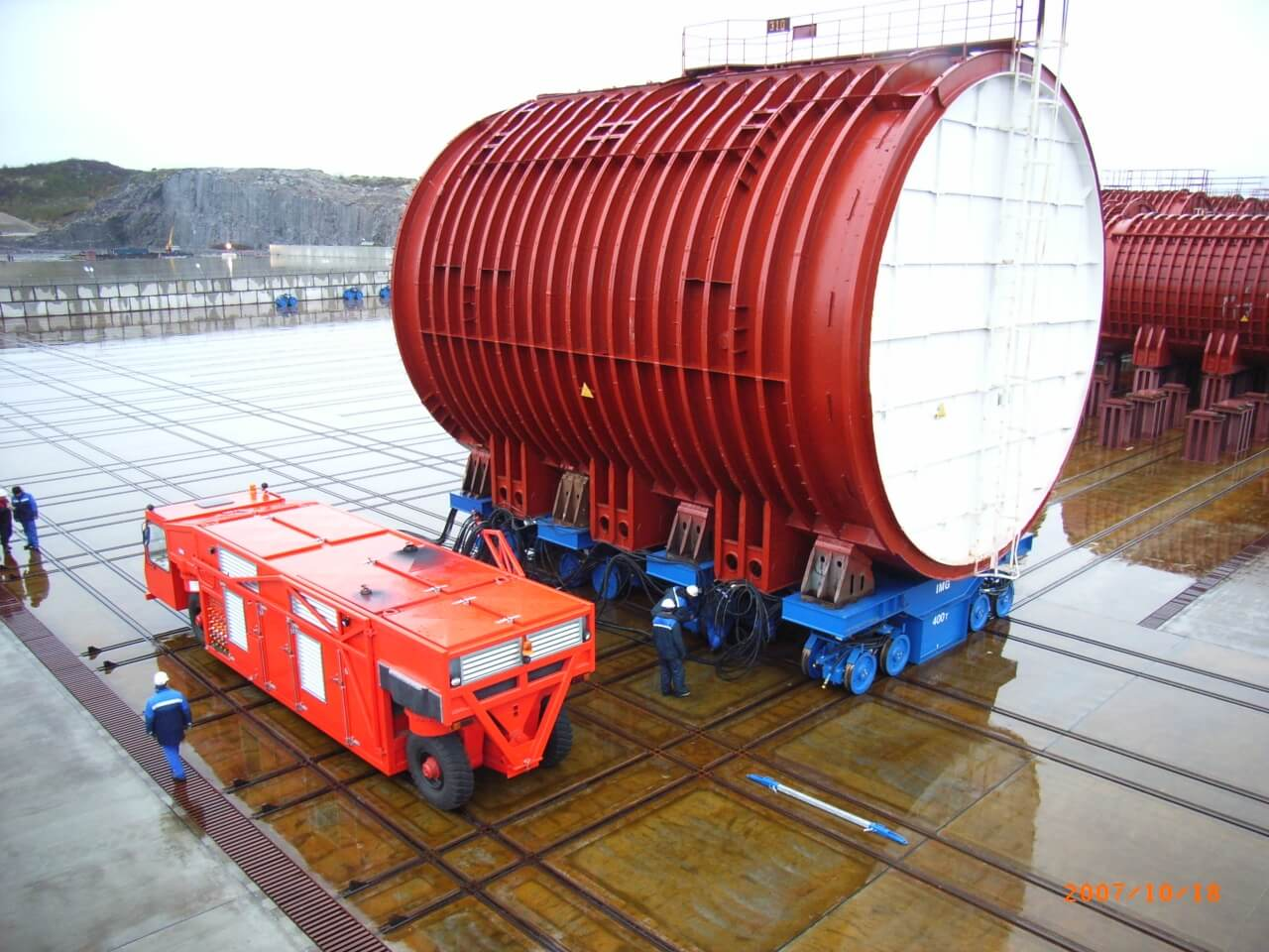 Sonderanlage Hydraulik Hamburg
