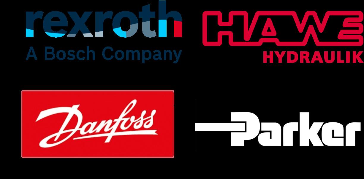 Die Marken von Hydraulikpumpen bei Lippold