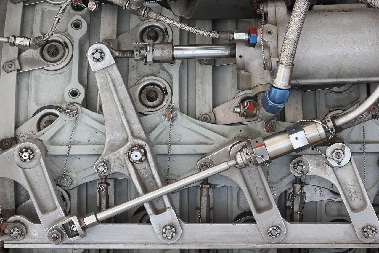Die Definition von Hydraulik